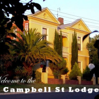 Welcome to Campbell St. Lodge